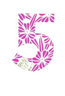 5: Corncockle