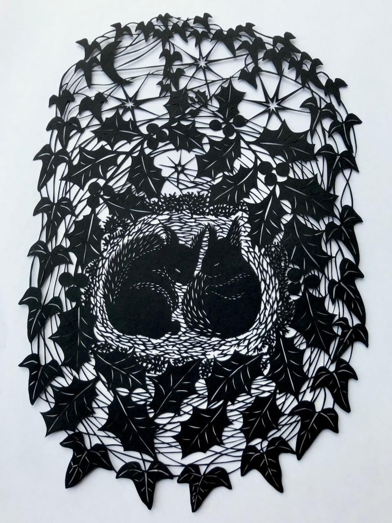 Original papercut